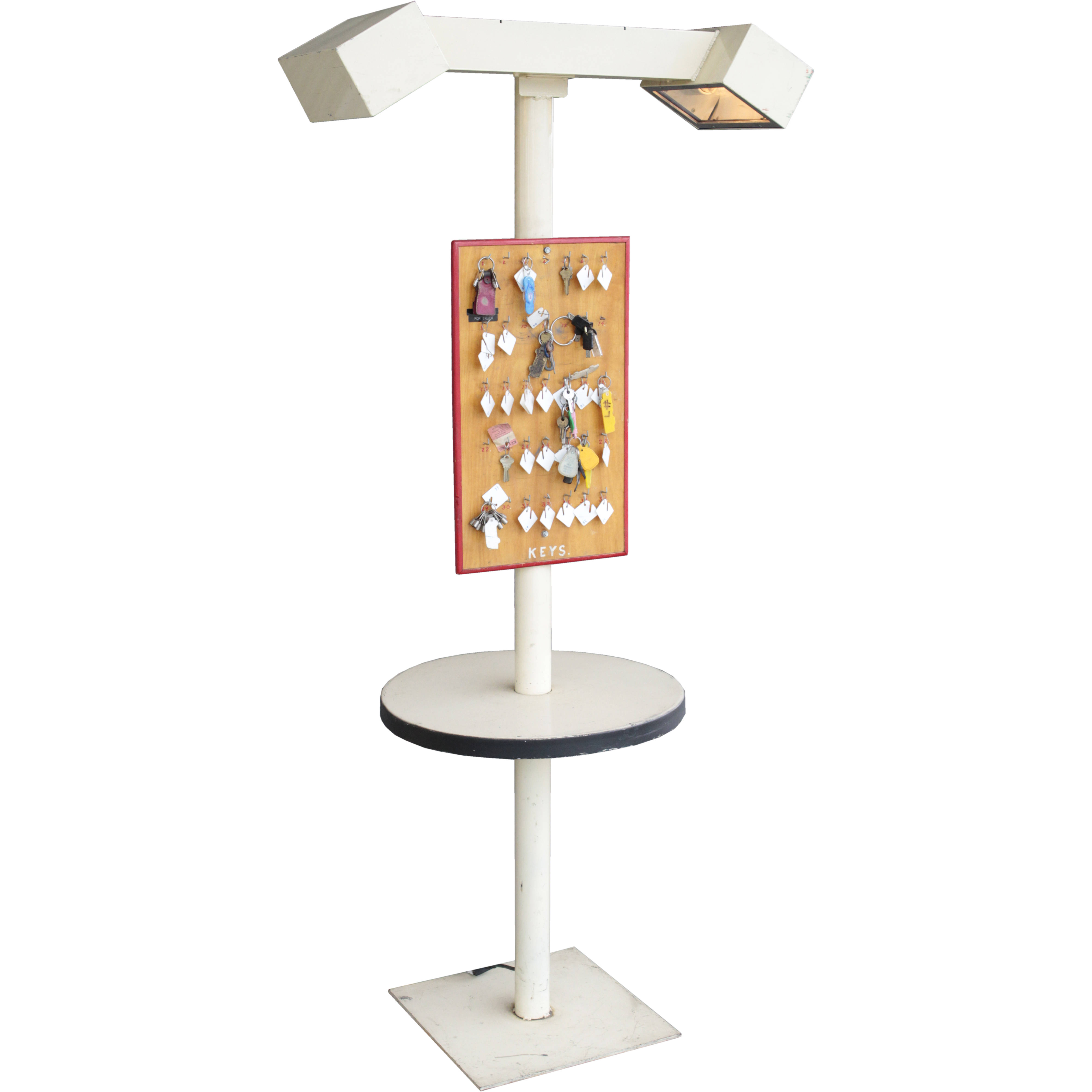 Key Stand Designs : Valet stand w lights keyboard air designs