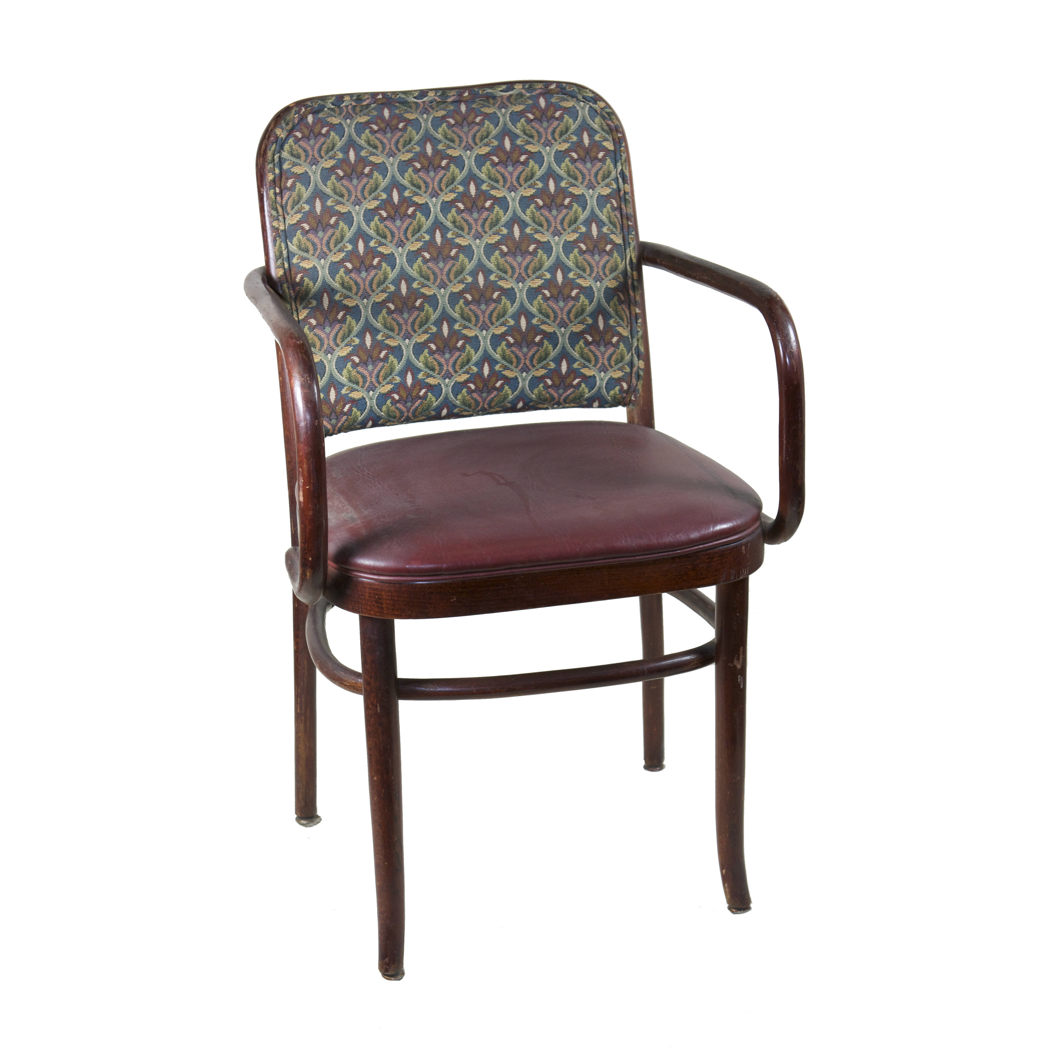 CHAIR VERANDA FABRIC BURGANDY Air Designs