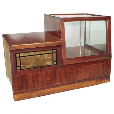 COFFEE COUNTERS & DISPLAY CASES
