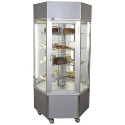 PIE CASES & DISPLAYS
