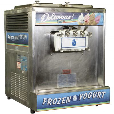 FROZEN YOGURT DISPENSERS