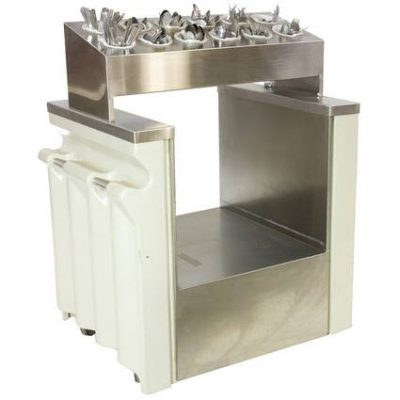 CAFETERIA TRAY, PLATE & GLASS HOLDERS