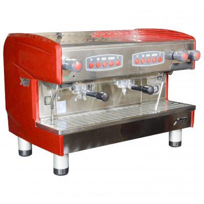 CAPPUCCINO MACHINE CONTI DOUBLE RED