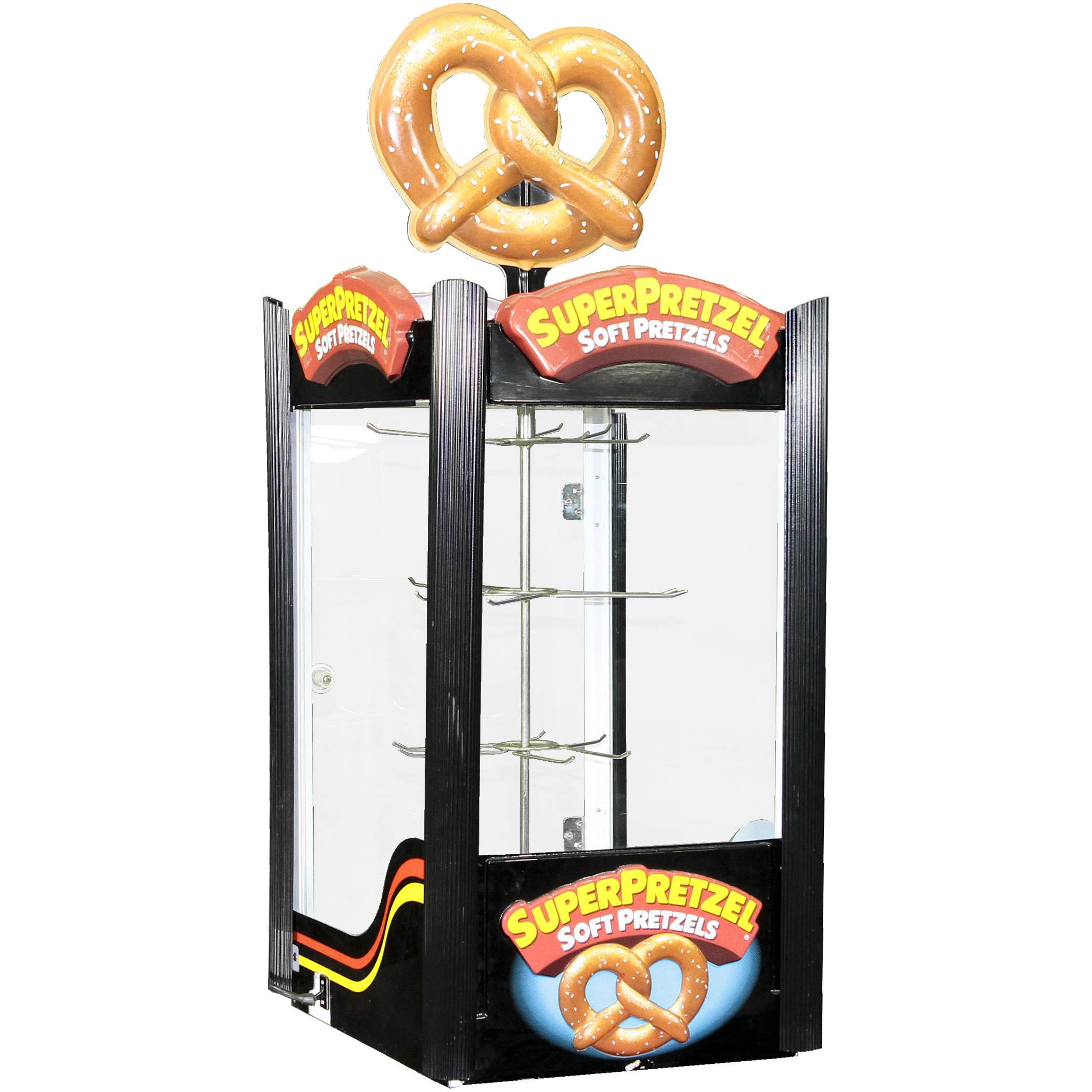 pretzel machine