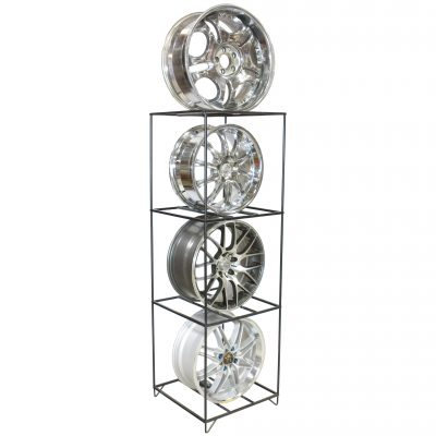 WHEELS & DISPLAY RACKS