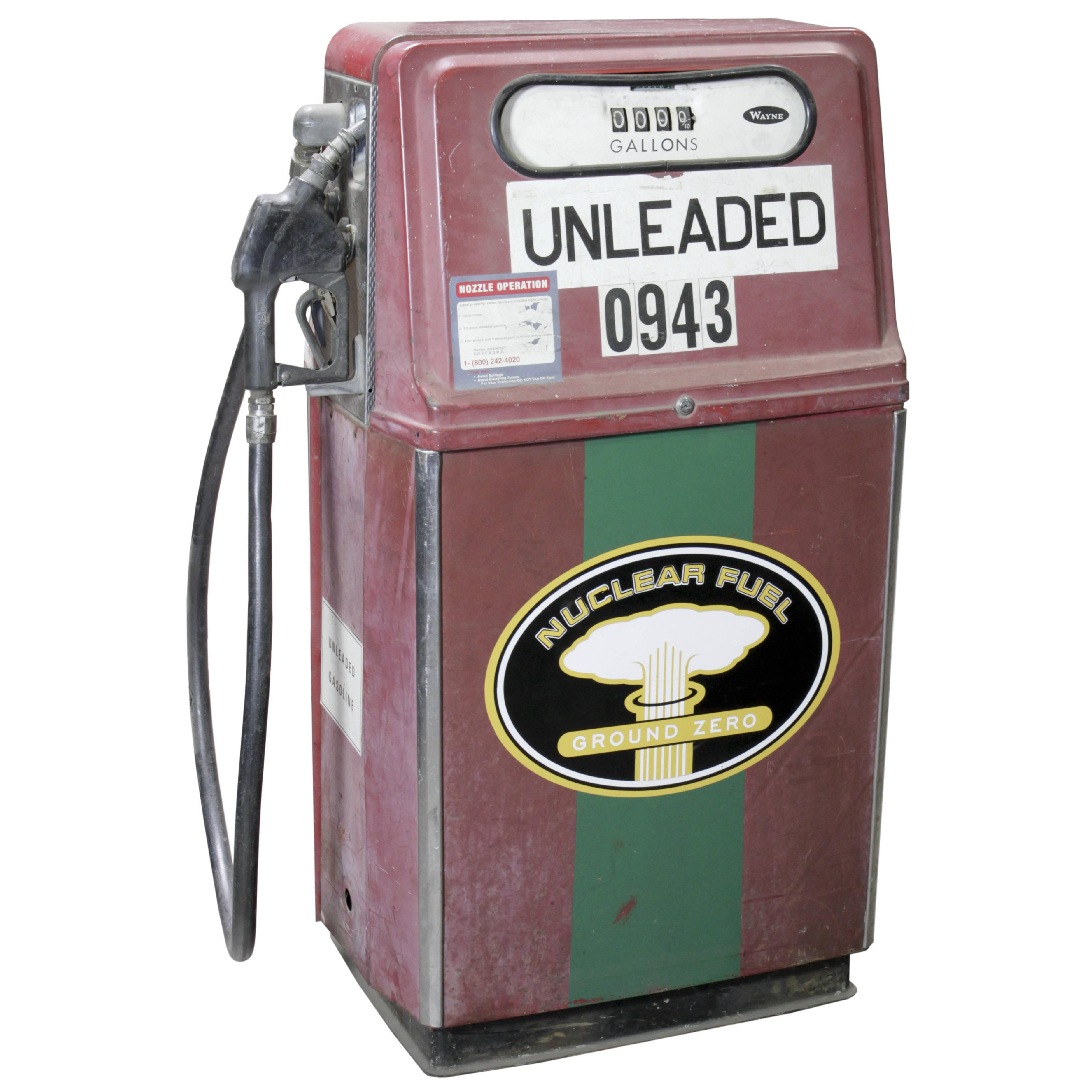 gas pump wayne 410 nuclear
