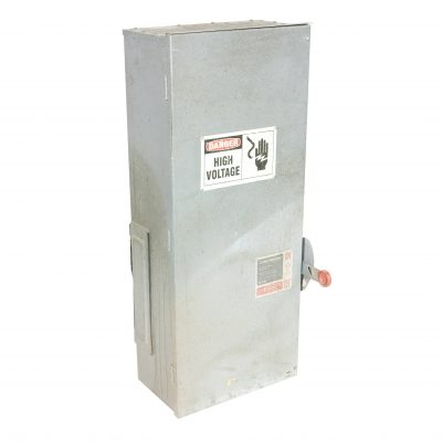 ELECTRICAL BREAKER BOXES