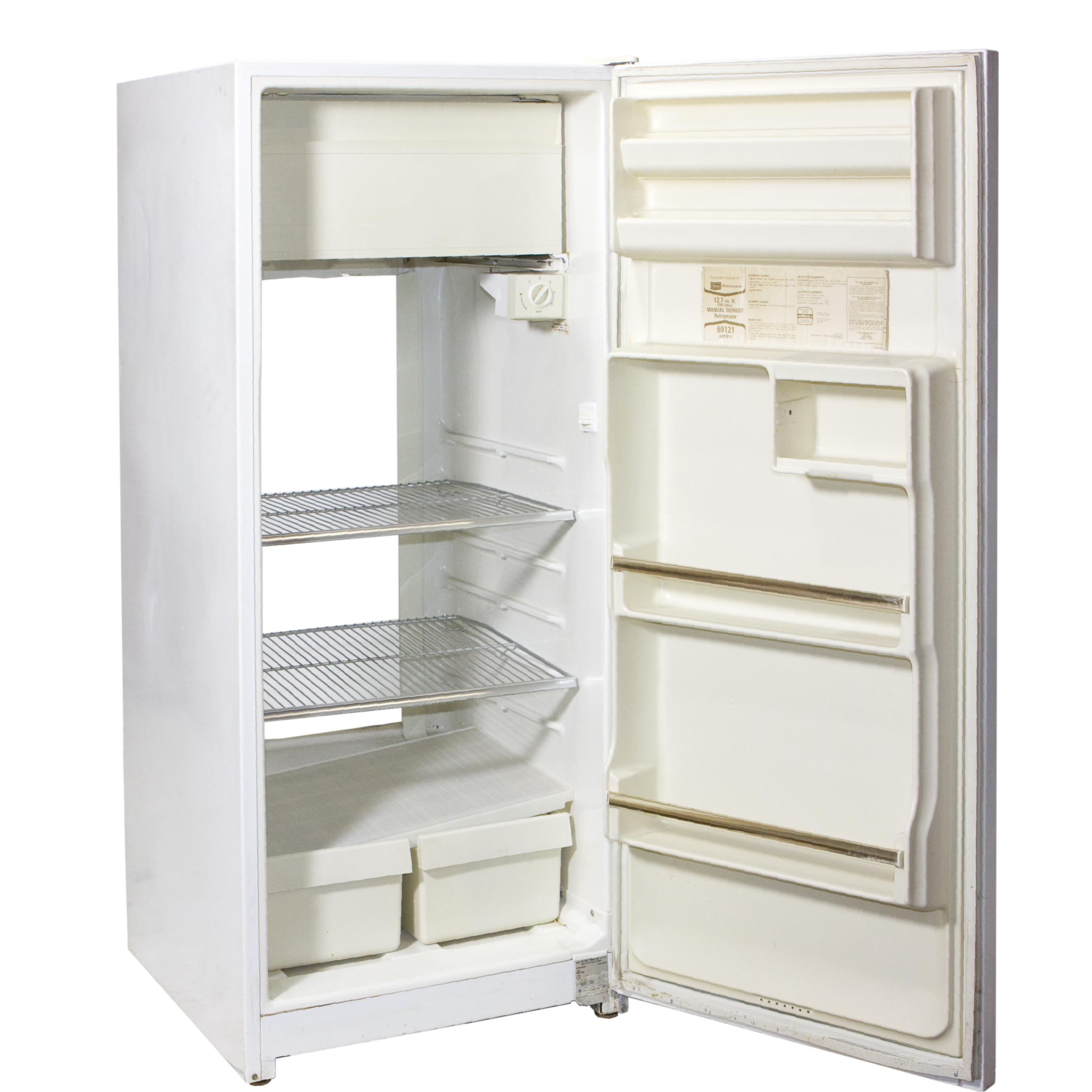 ft drawer bottom single cu jsp prod sears refrigerator door white outlet freezer kenmore details d product