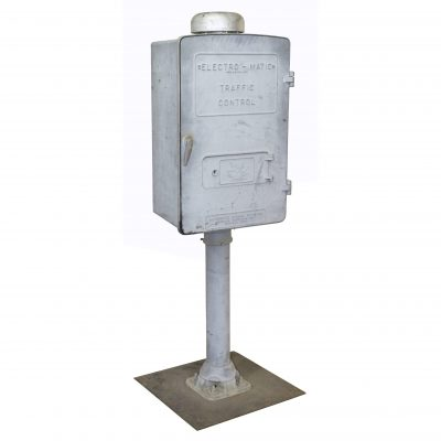TRAFFIC CONTROL BOXES