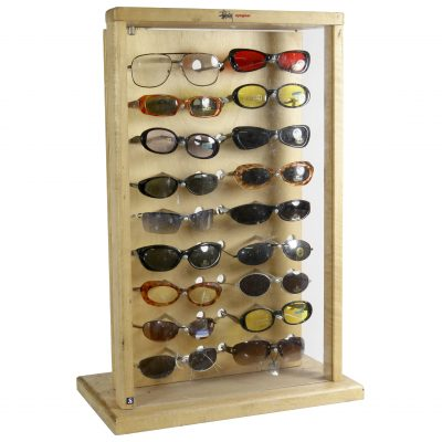 DISPLAY RACKS, SUNGLASSES