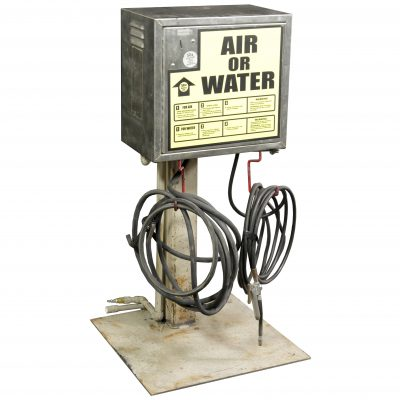 AIR & WATER METERS