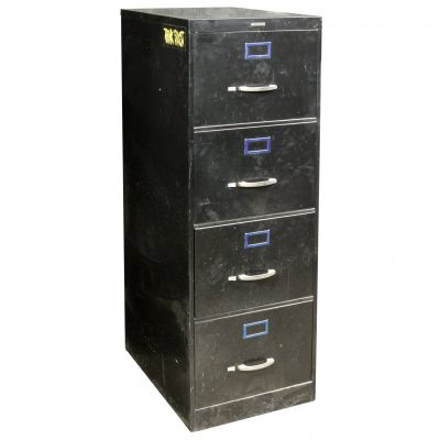 FILE & INDEX CARD CABINETS