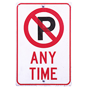 PARKING & LOADING SIGNS