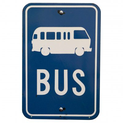 BUS SIGNS