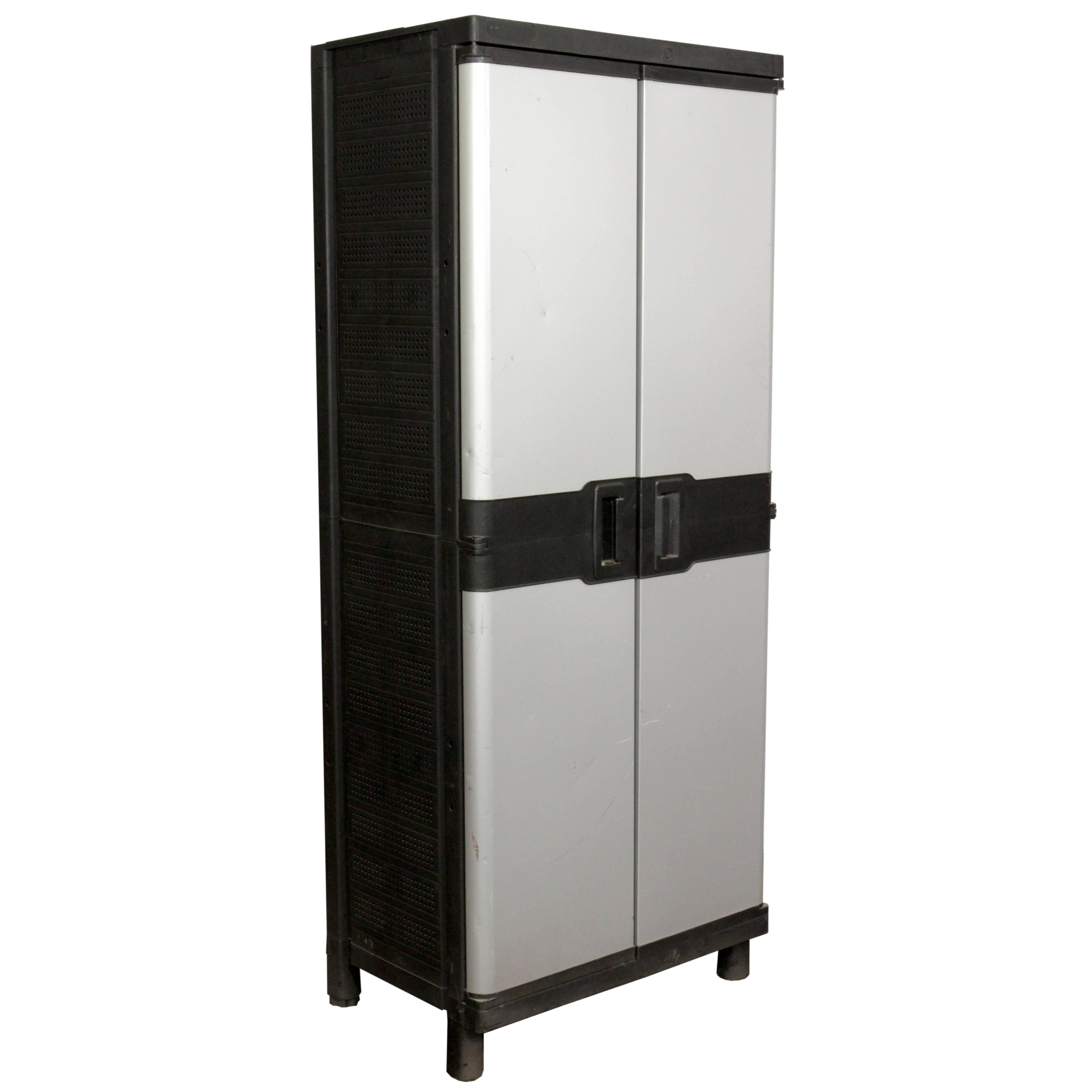 STANLEY SHELVING CABINET / 2 DOOR   Air Designs