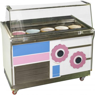 COUNTERS & DIPPING CABINETS, ICE CREAM