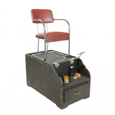 SHOE SHINE STANDS