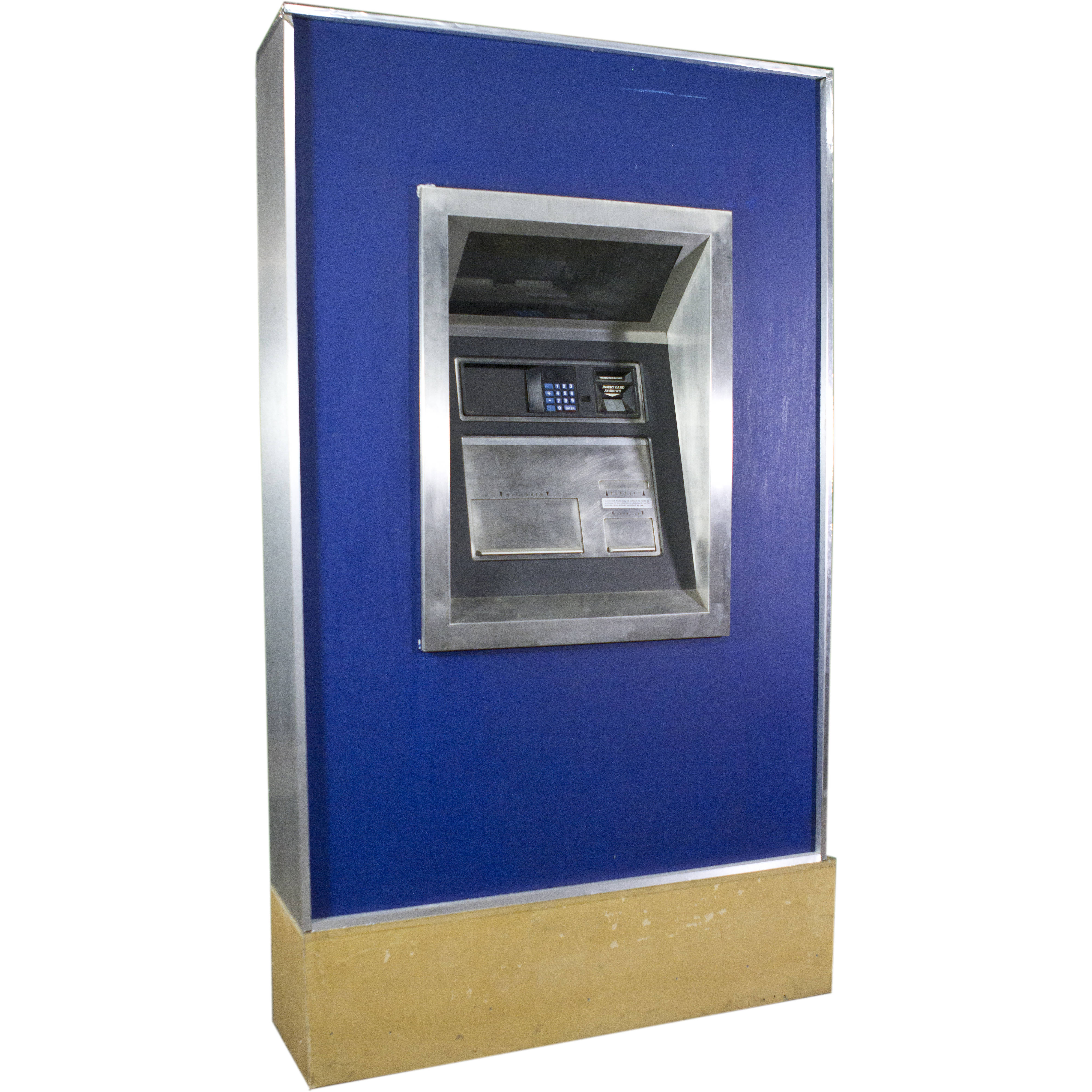 Atm Machine Wall Mount Air Designs