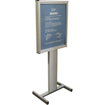 SIGN FRAMES & STANDS